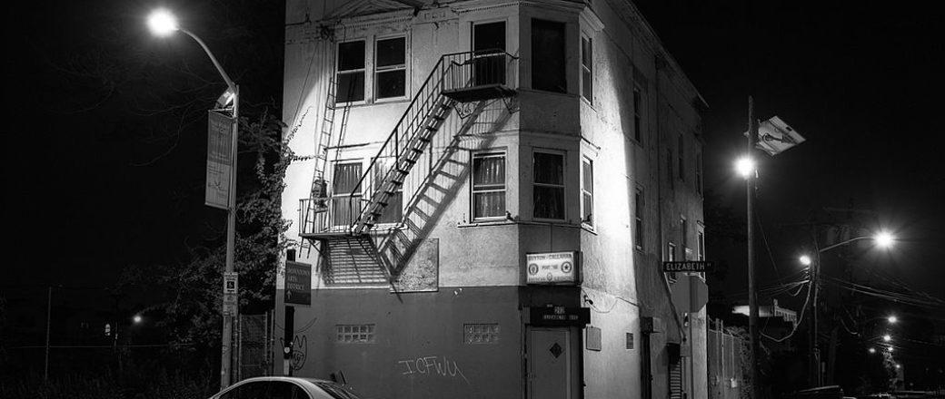 Bruce Wodder: Newark after Dark
