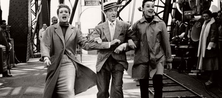Vintage Behind the Scenes: Funny Face (1956)