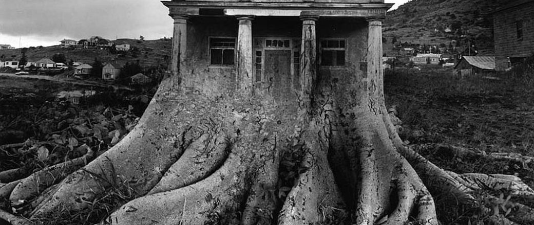 jerry uelsmann  undiscovered self
