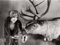 Vintage: Hollywood Christmas Pin-up Girls