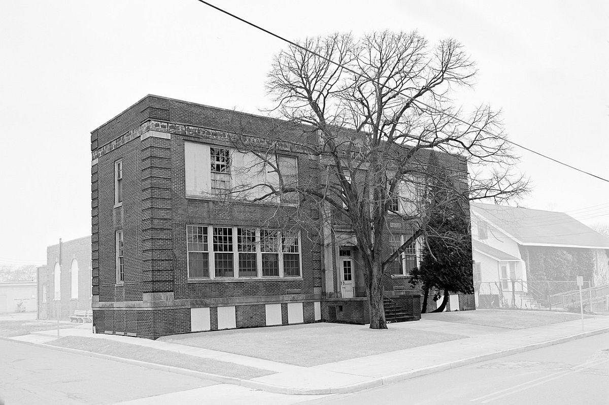 Franklin Street School, Cape May, New Jersey