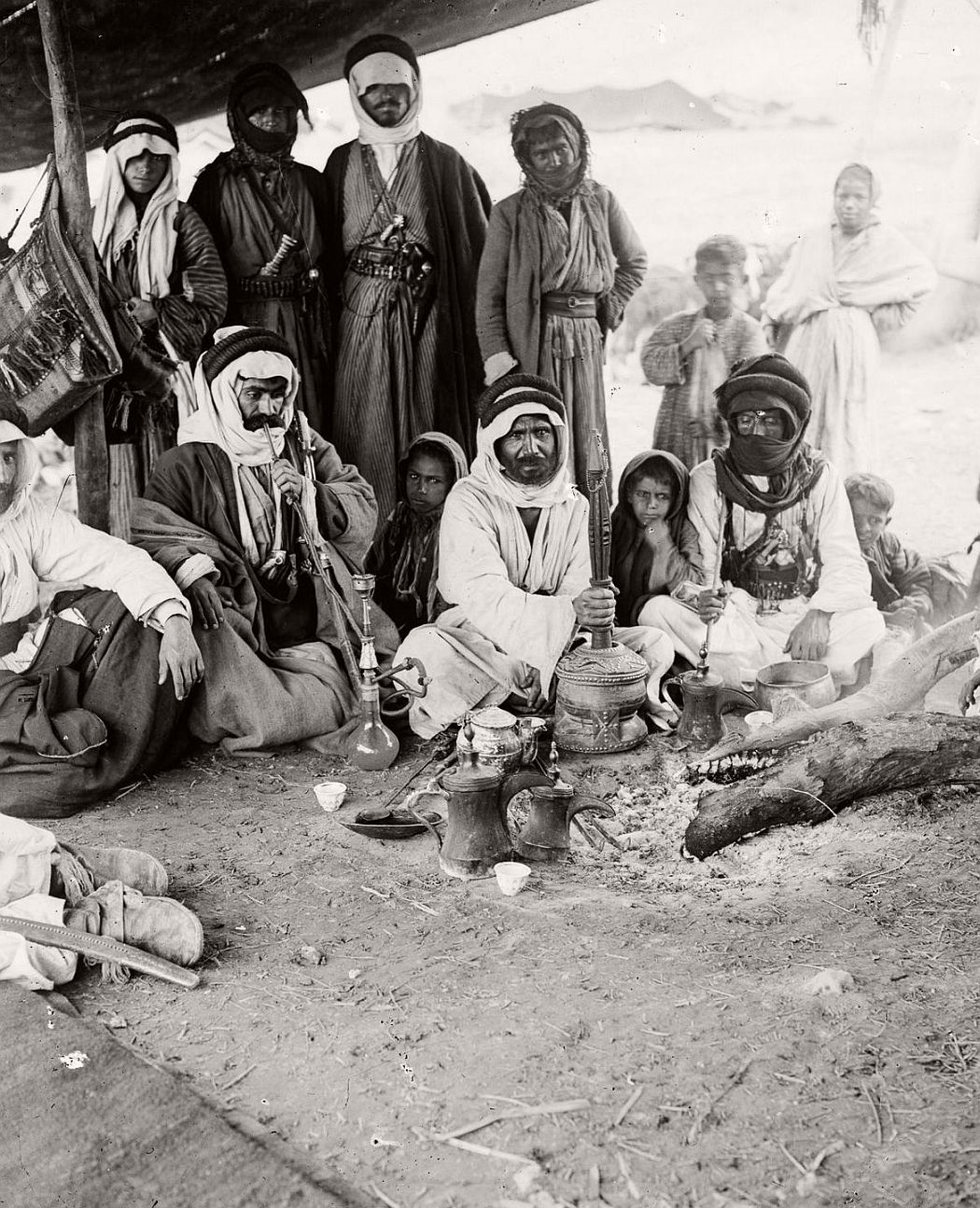 vintage-bedouins-in-egypt-the-sinai-palestine-and-jerusalem-from-1898-10