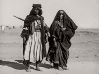 Vintage: Bedouins in Egypt, the Sinai, Palestine and Jerusalem from 1898