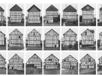 Bernd & Hilla Becher: Framework Houses in Siegen's Industrial Region