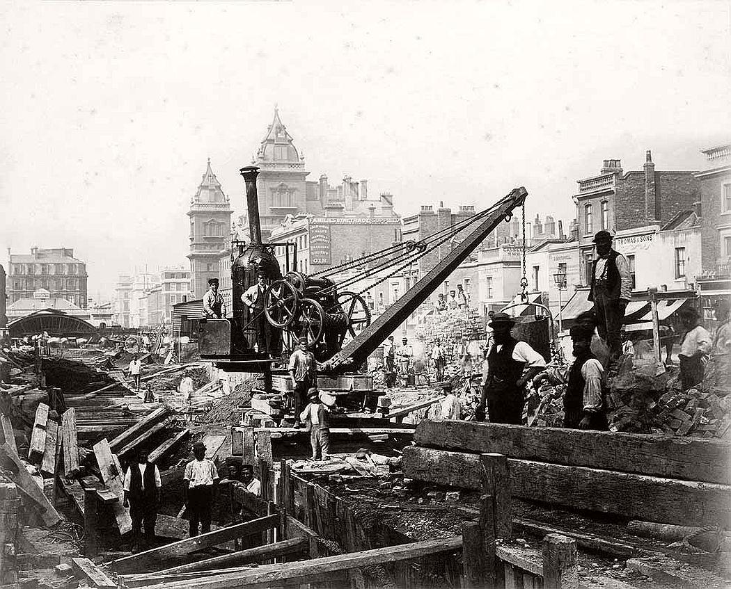 London Underground Cost To Build