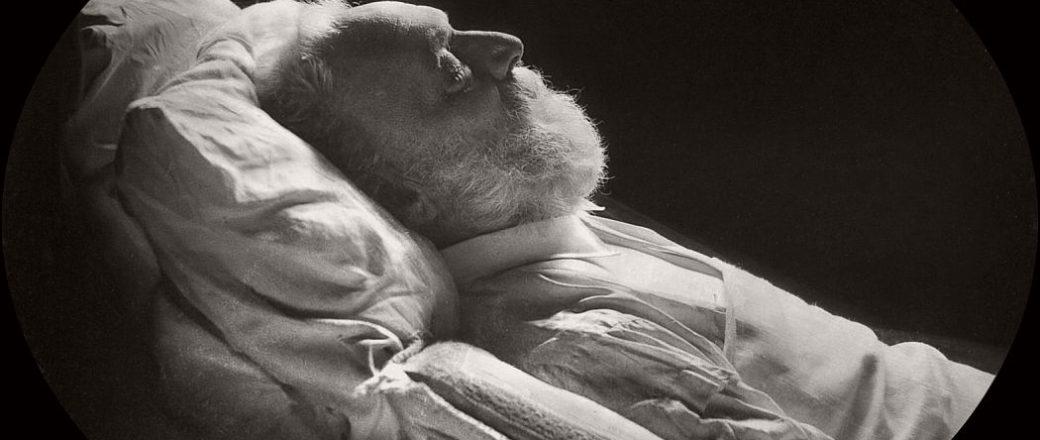 Vintage: Victor Hugo's Funeral (1885)