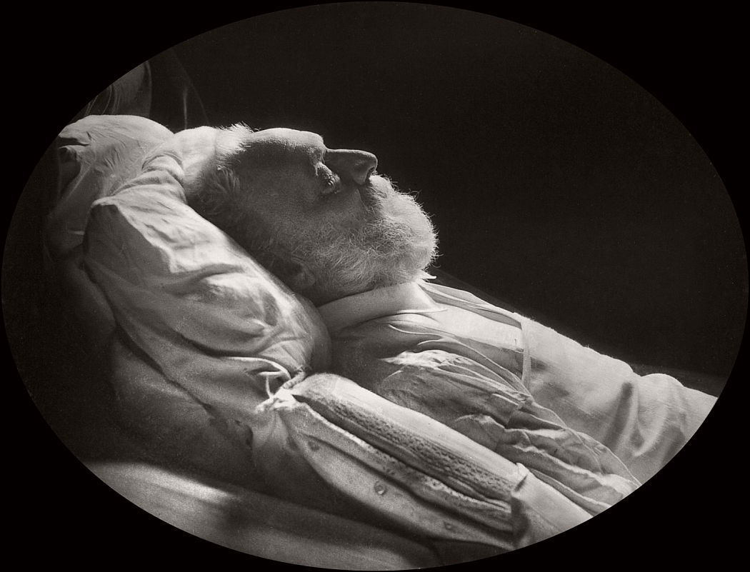 Vintage Victor Hugo S Funeral 1885 Monovisions