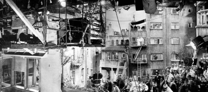 Vintage: Behind the Scenes: Rear Window (1954)