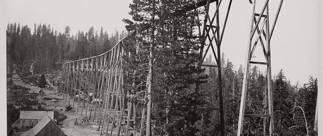 Biography: Pioneer 19th Century photographer Carleton Watkins
