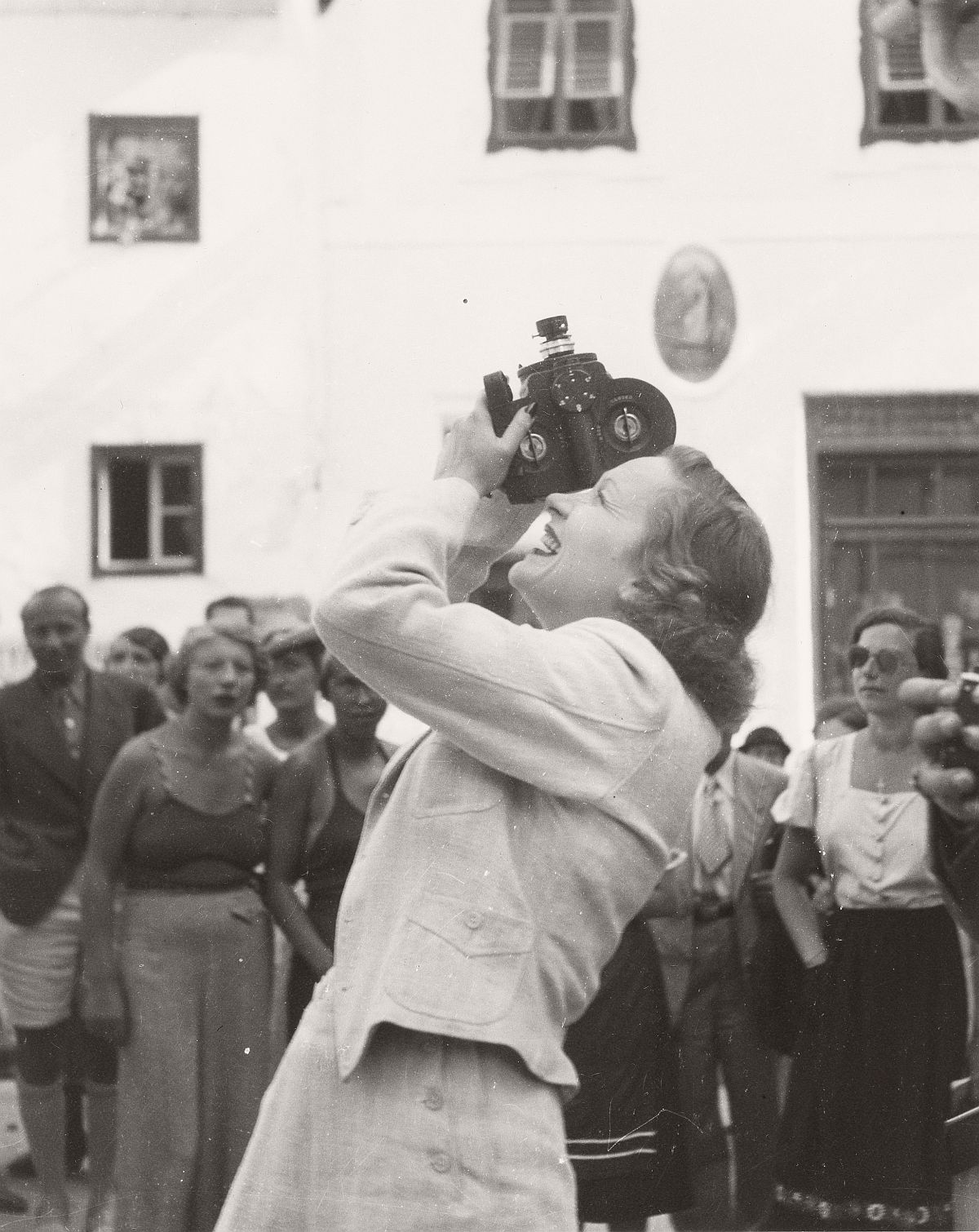Robert Haas: Marlene Dietrich at the Salzburg Festival, 1936-1937 © Wien Museum/Sammlung Robert Haas