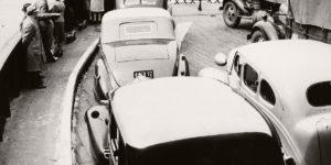 Robert Haas: Framing Two Worlds
