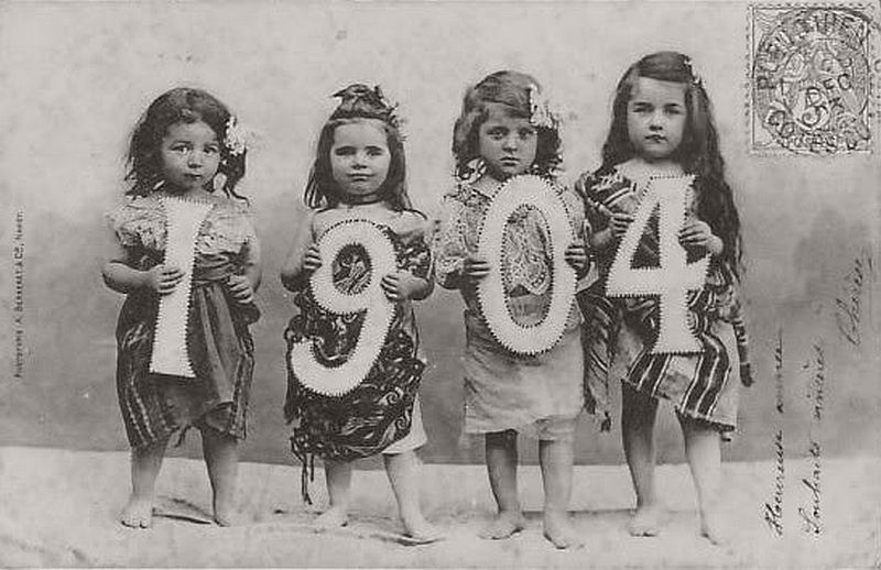 Happy New Year 1904