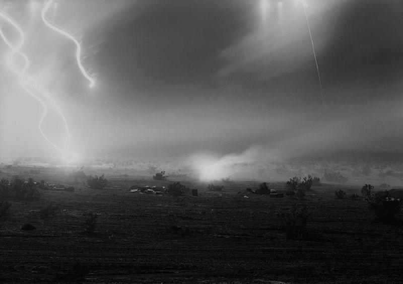 An-My Lê, 29 Palms: Night Operations IV
