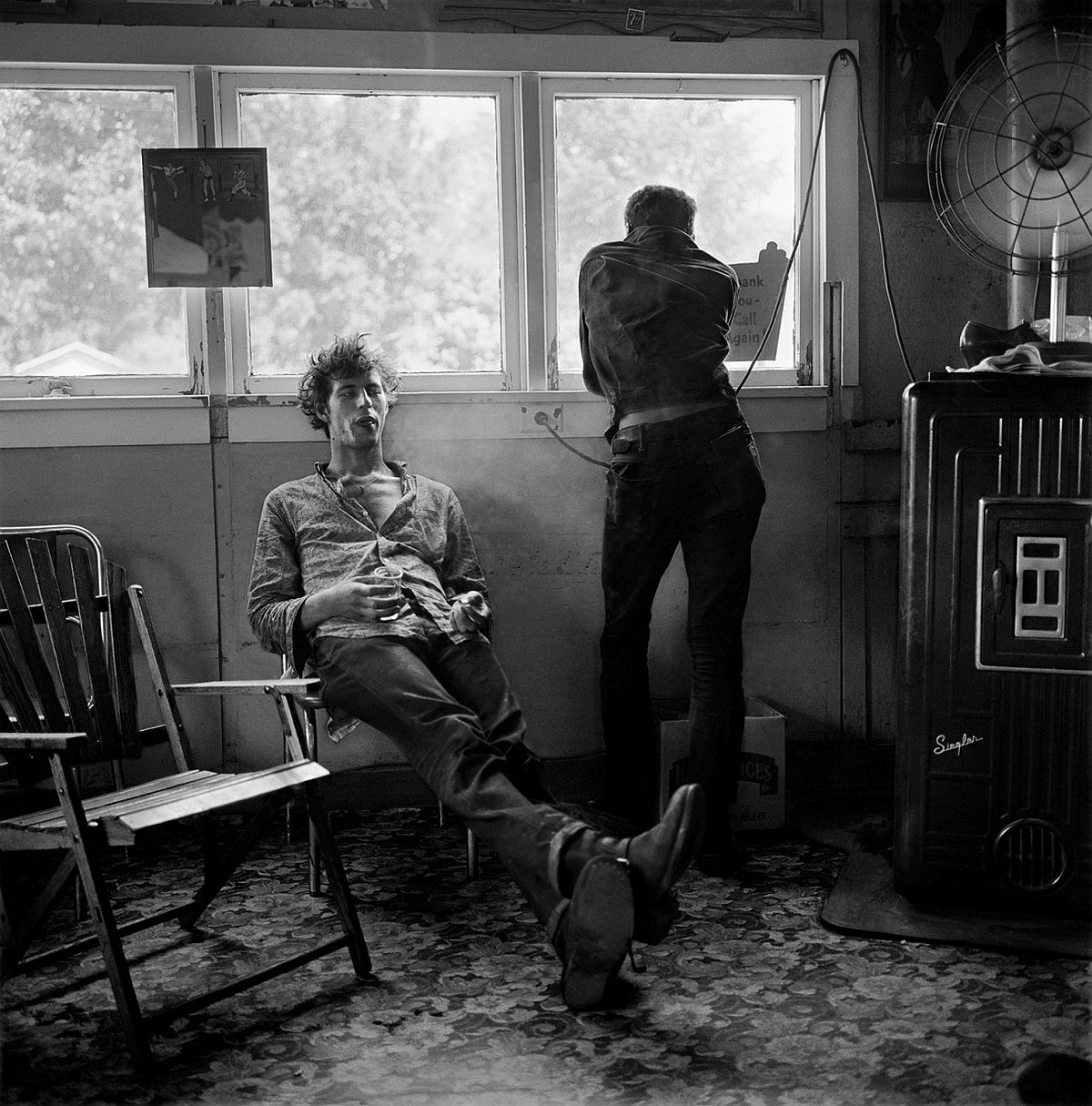 © Larry Fink: The Beats