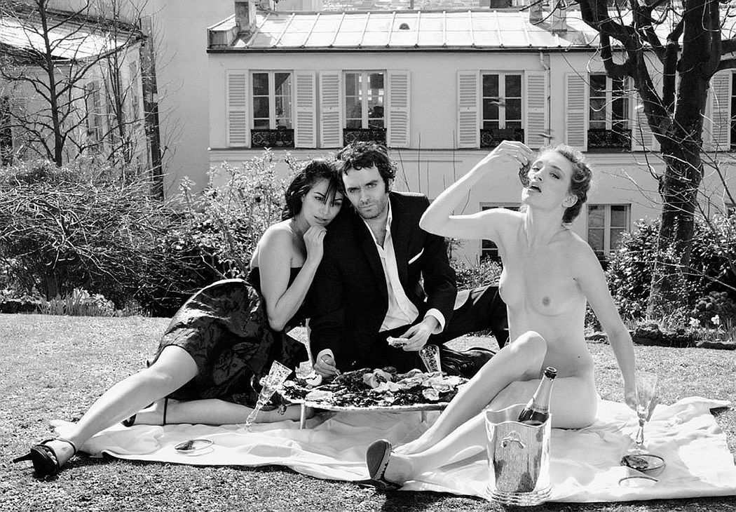© Rose, c'est Paris: Bettina Rheims & Serge Bramly