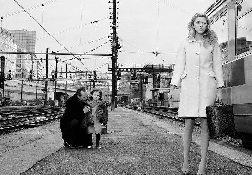 © Rose, c'est Paris: Bettina Rheims & Serge Bramly