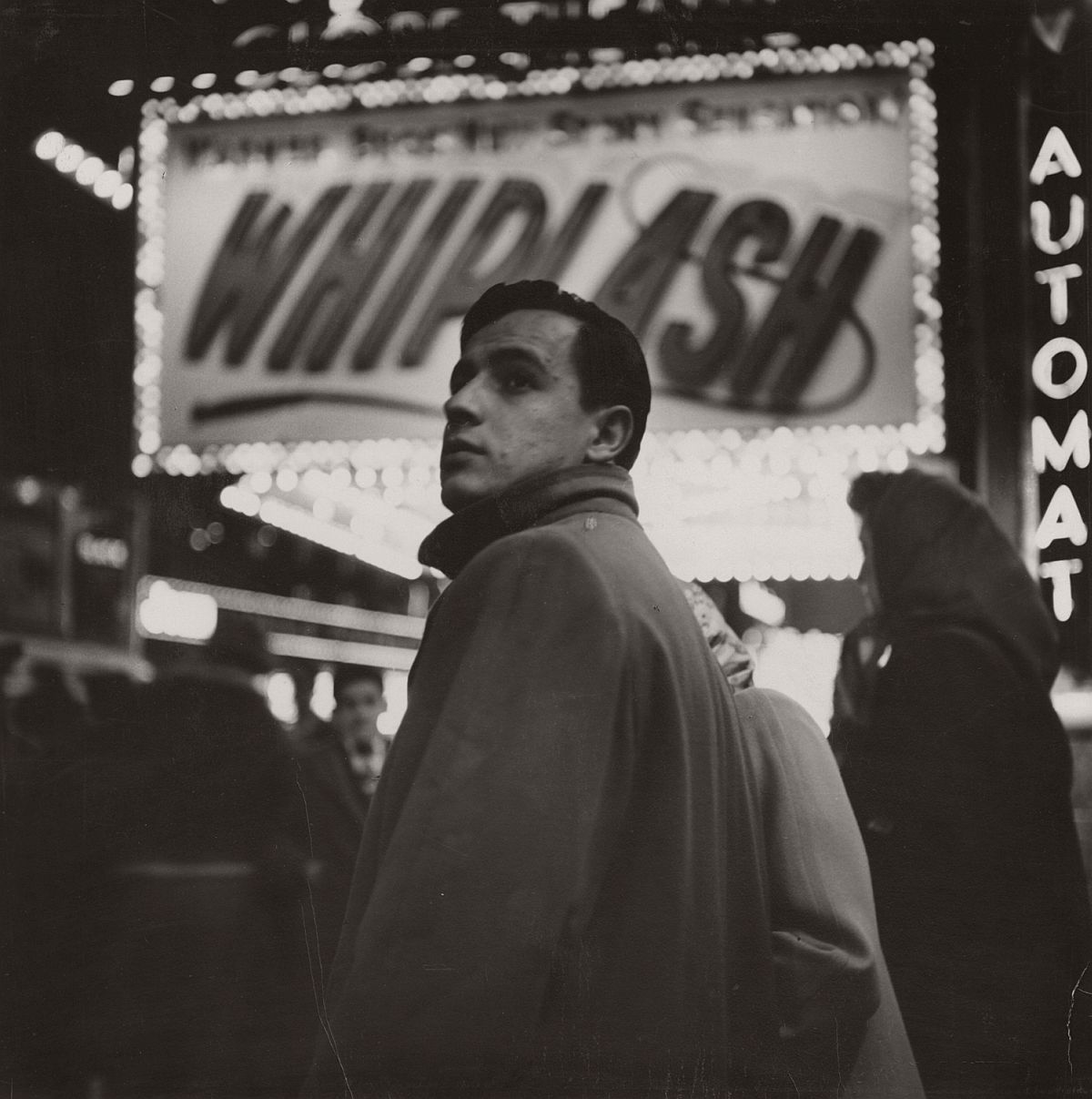 Man on Broadway, 1949