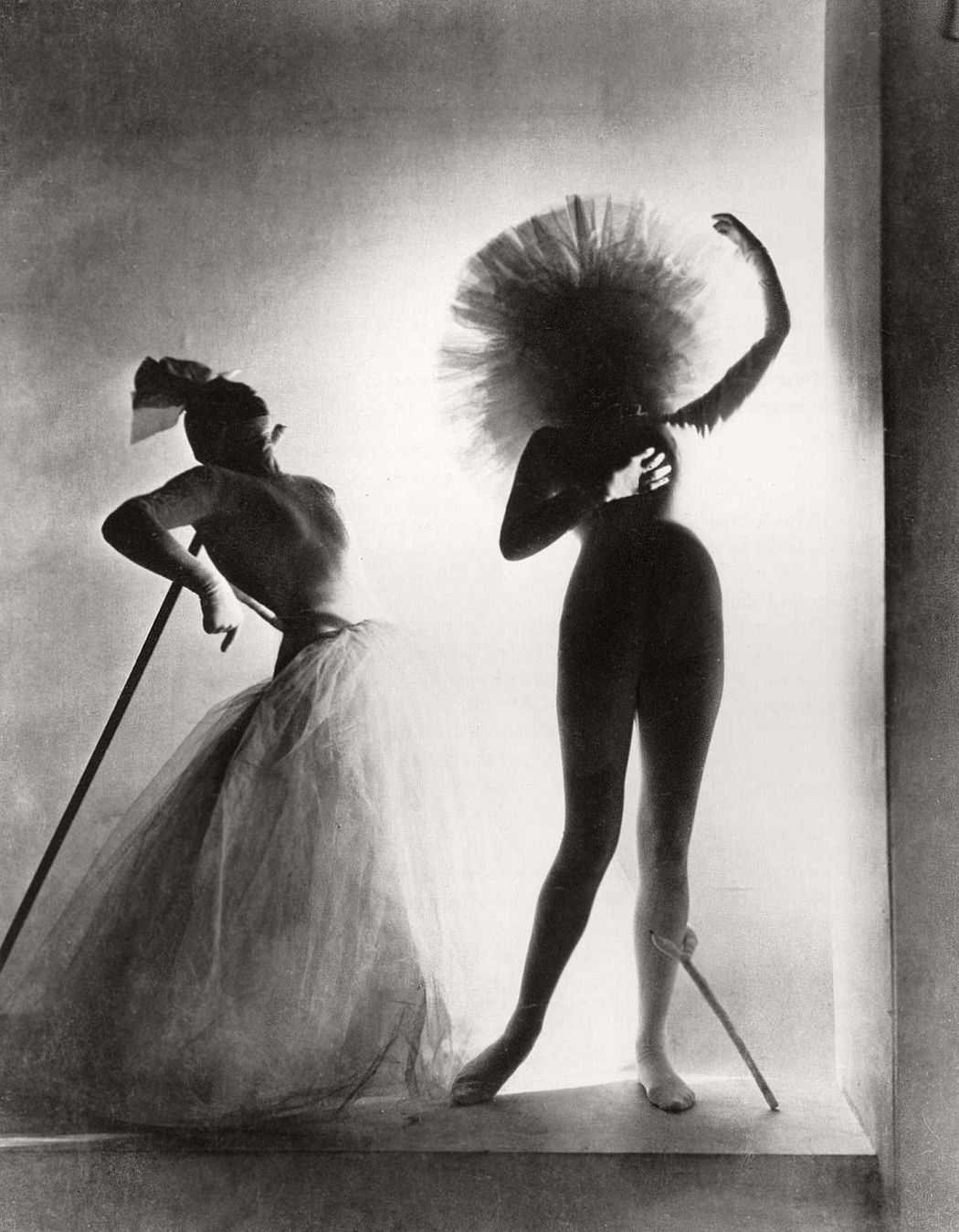 Horst P. Horst Costume Designs by Salvador Dali for his Ballet Bacchanale, Paris, 1939