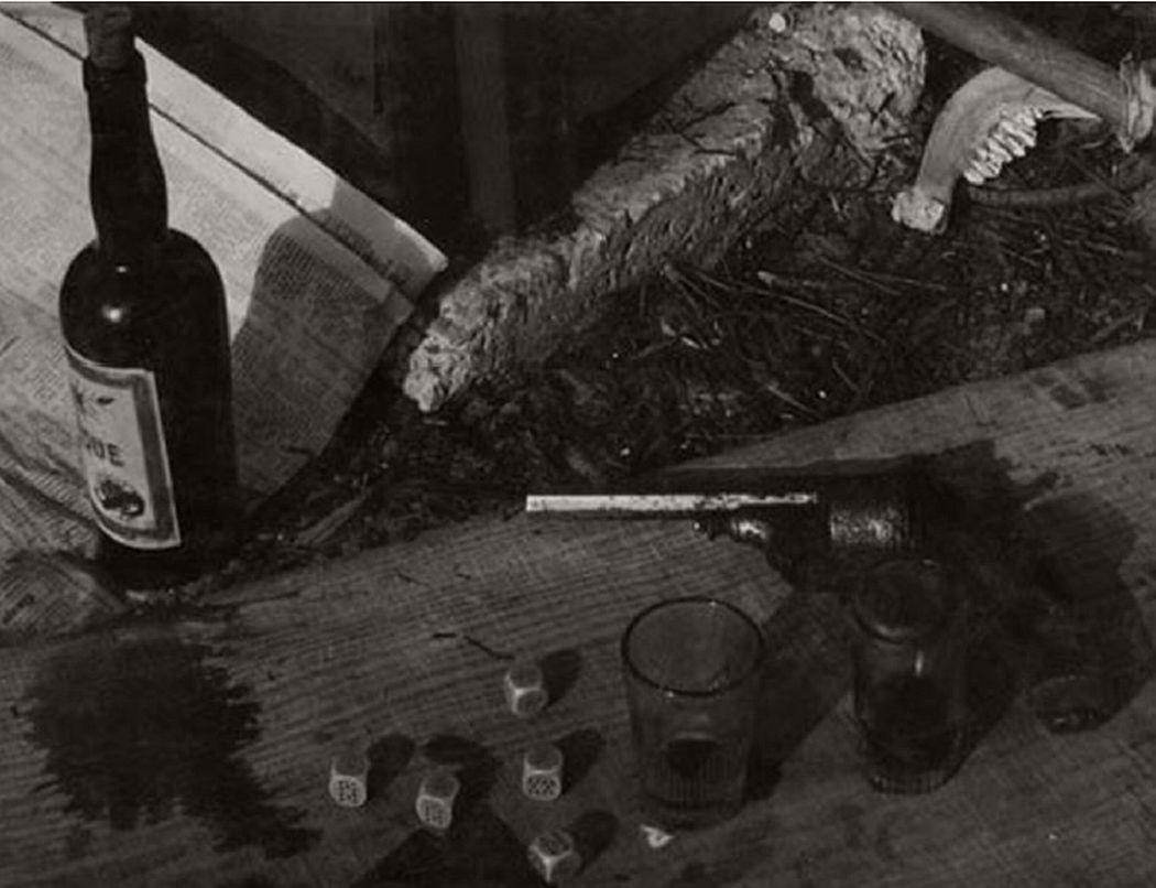 Roger Parry, 1931