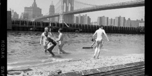 Truman Capote's Brooklyn: The Lost Photographs of David Attie