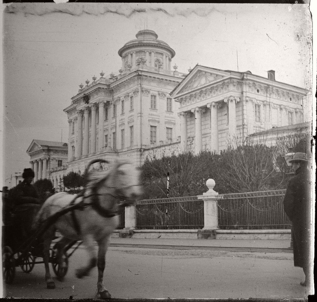 Romanovsky Museum, Moscow, ca. 1910s