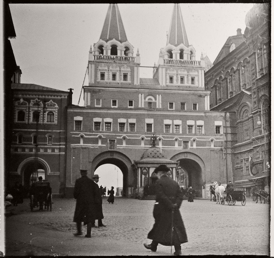 Street Scene, Moscow, ca. 1910s