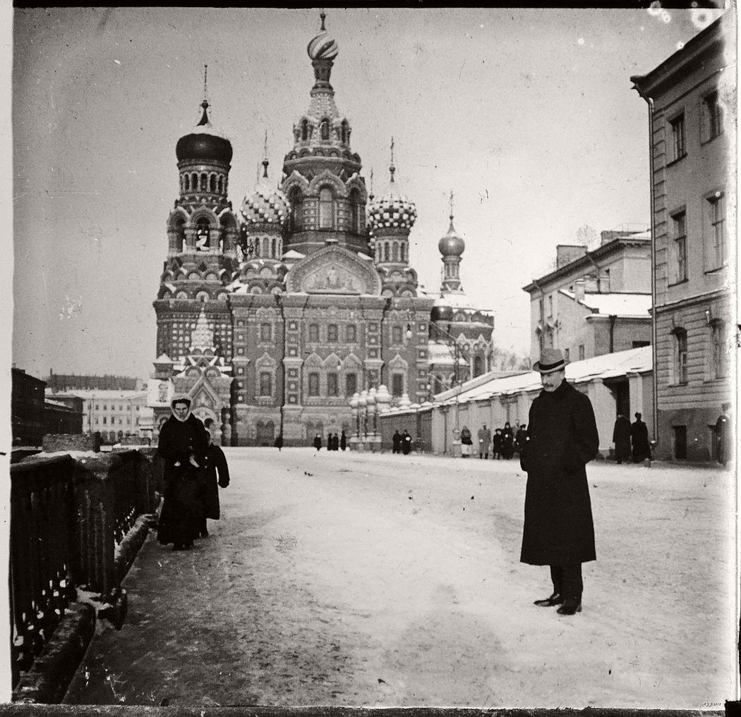 Memorial Church, St Petersburg, ca. 1910s