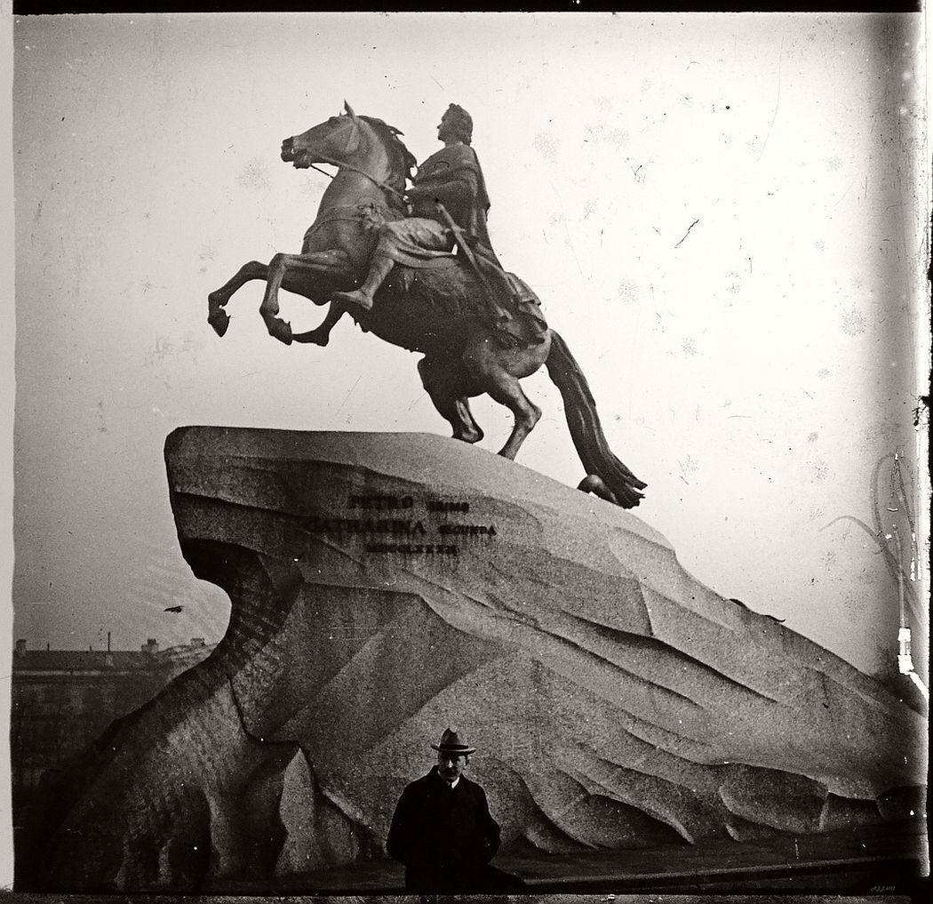 Peter the Great, St Petersburg, ca. 1910s