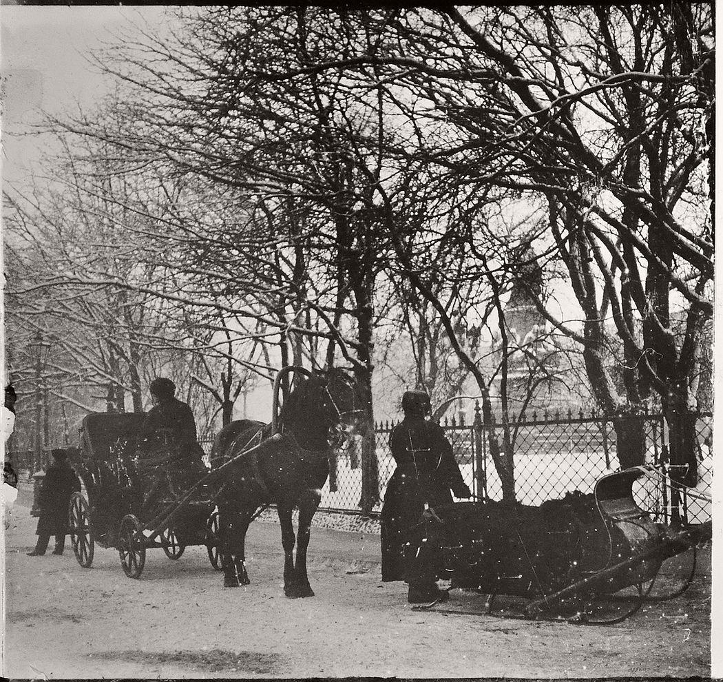 Nevsky Prospect, St Petersburg, ca. 1910s