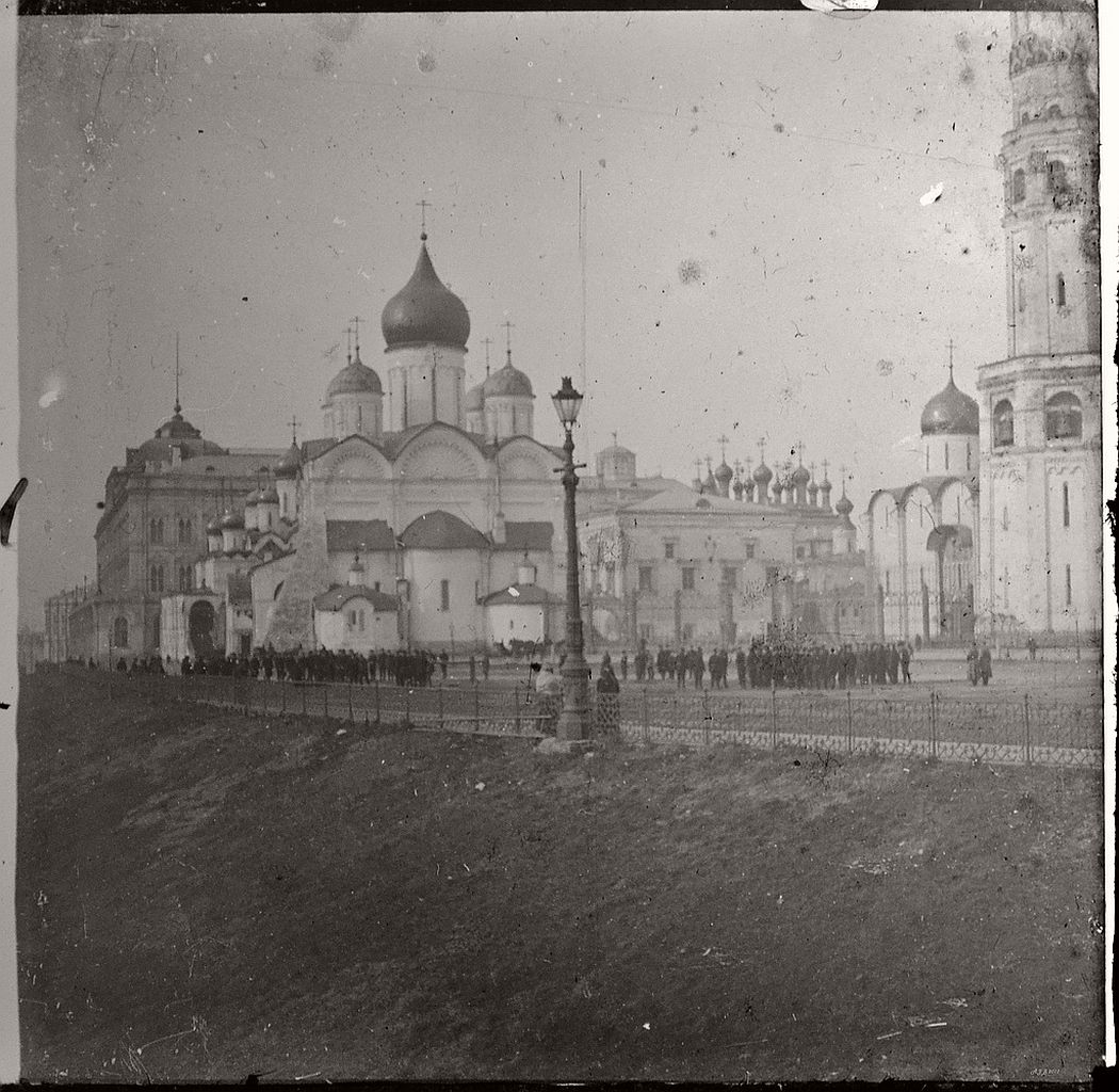 Drill Ground Kremlin Moscow, ca. 1910s