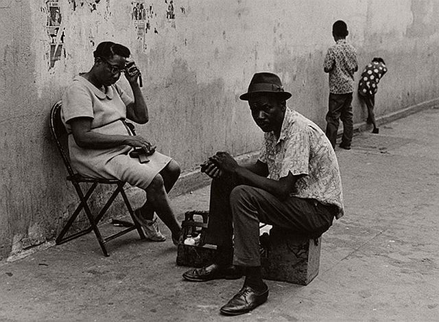Beuford Smith, Untitled, Lower East Side, 1970