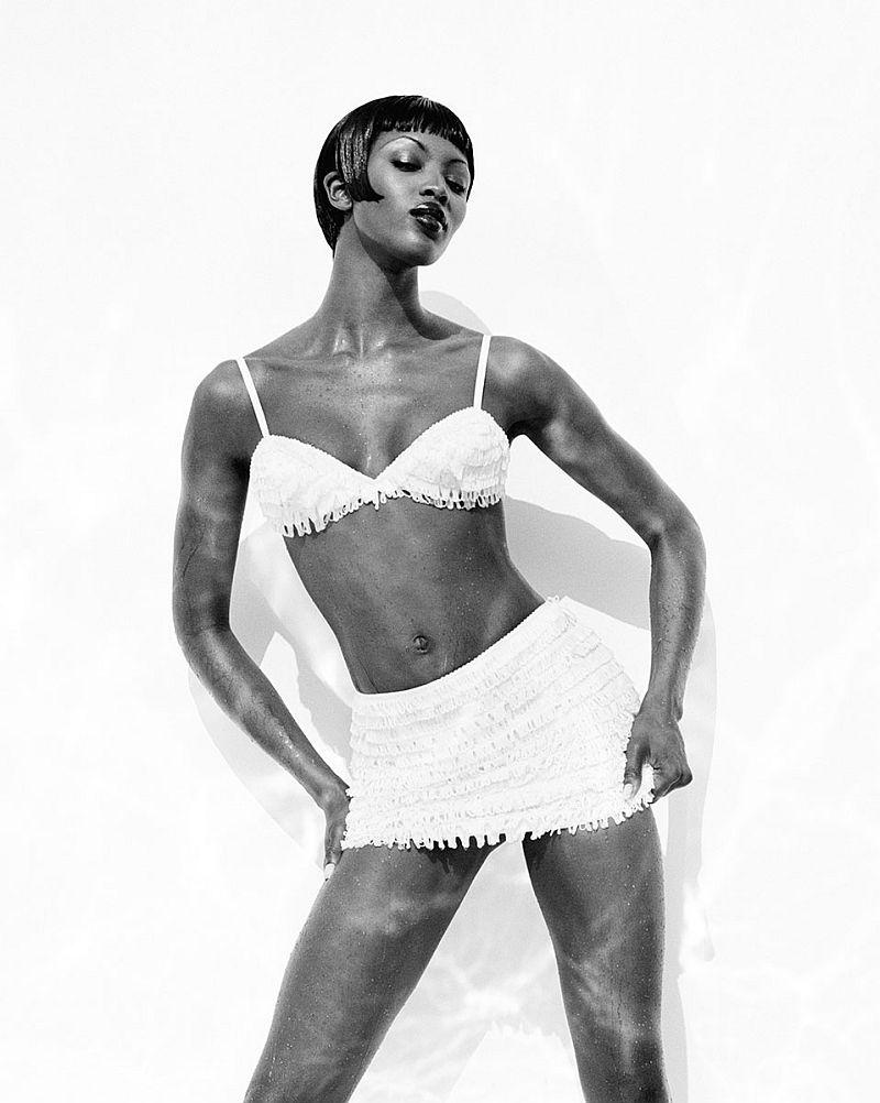 Herb Rittsm Naomi, Los Angeles , 1992