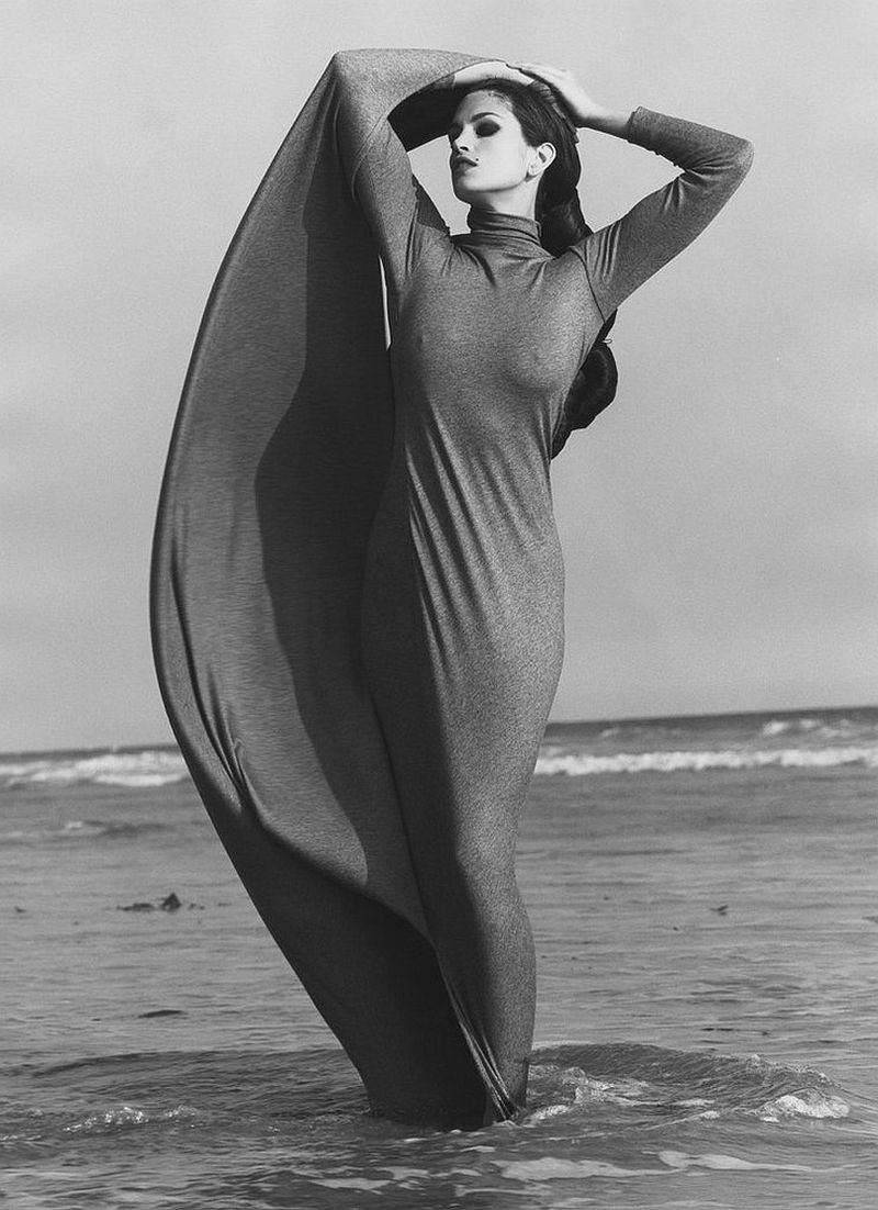 Herb Ritts, Cindy Crawford