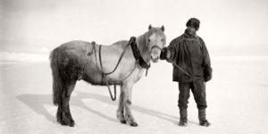Biography: pioneer Antarctic photographer Herbert G. Ponting