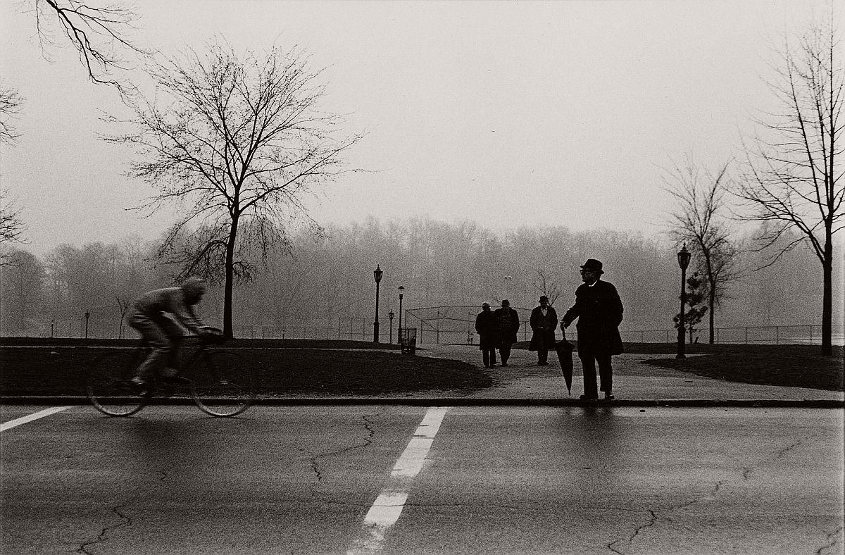 Central Park, 1970