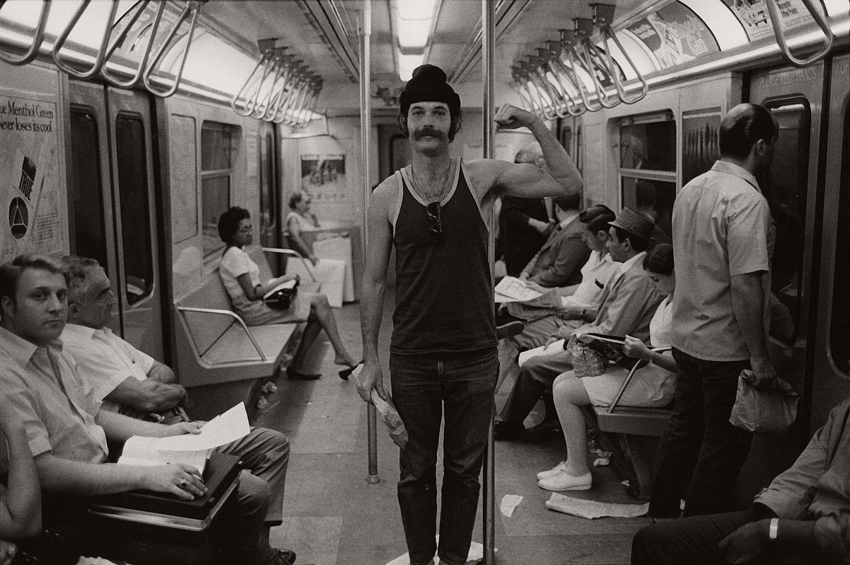 On the F Train to Queens, 1968-69