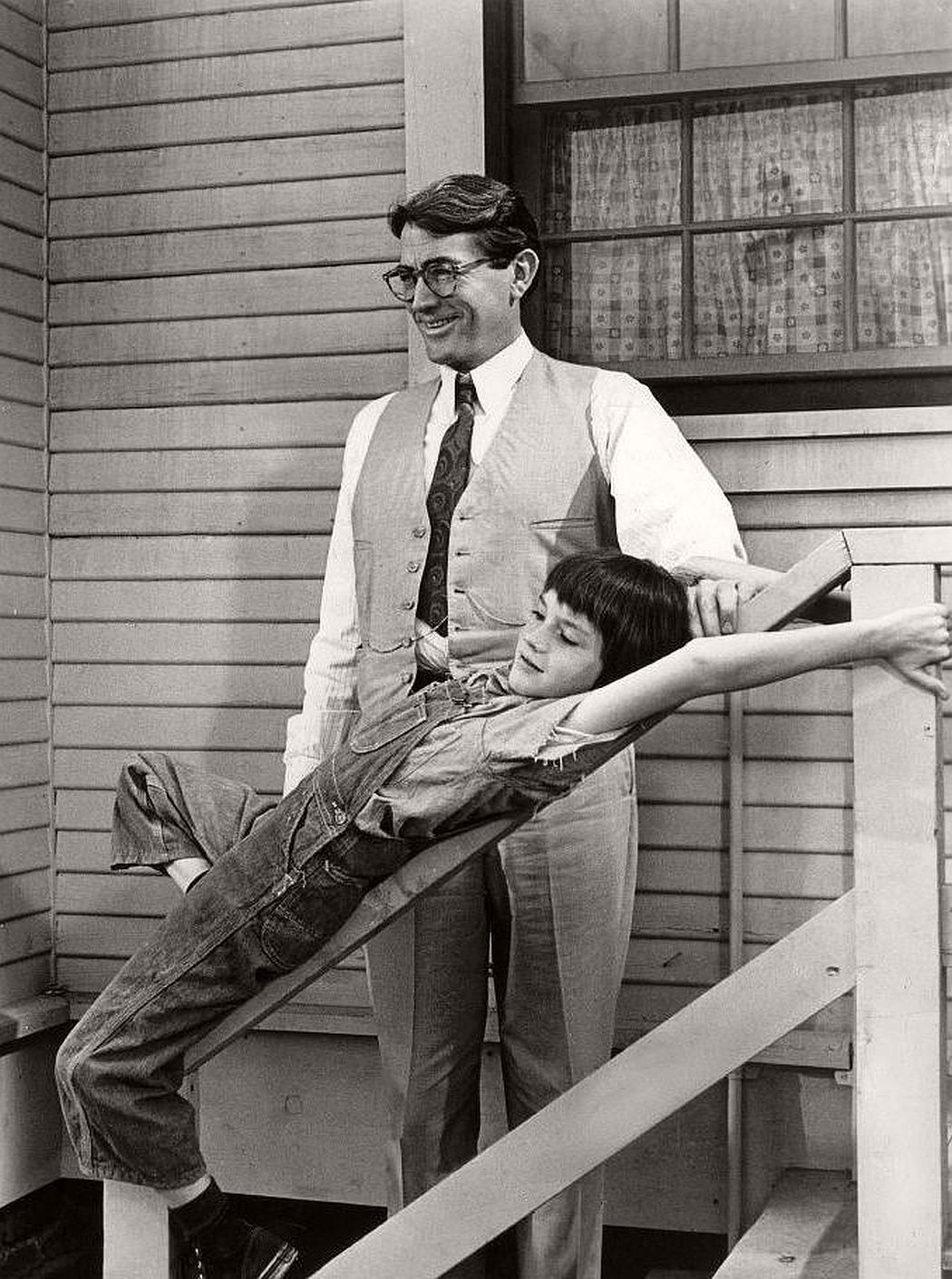 Vintage: Behind the Scenes from To Kill a Mockingbird (1962)