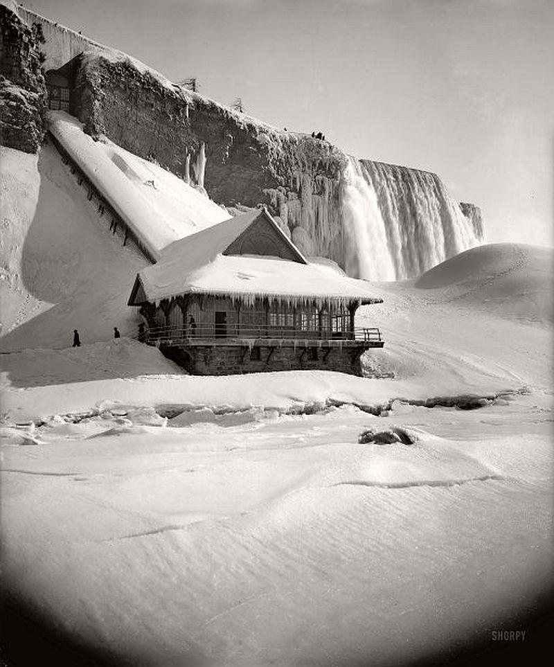 Niagara Falls, ca. 1900