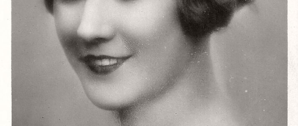 Vintage: Portraits of First Miss Europe in 1929