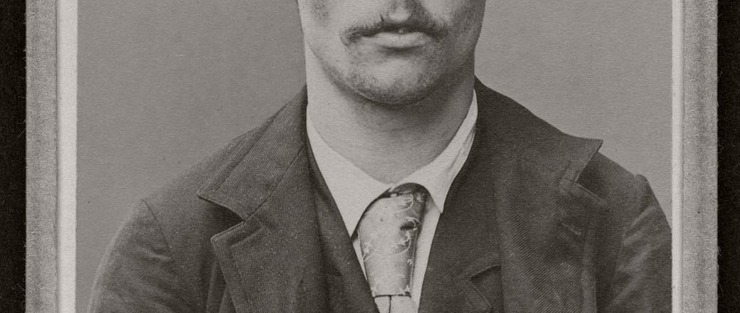 Biography: Pioneer of Mug Shot – Alphonse Bertillon