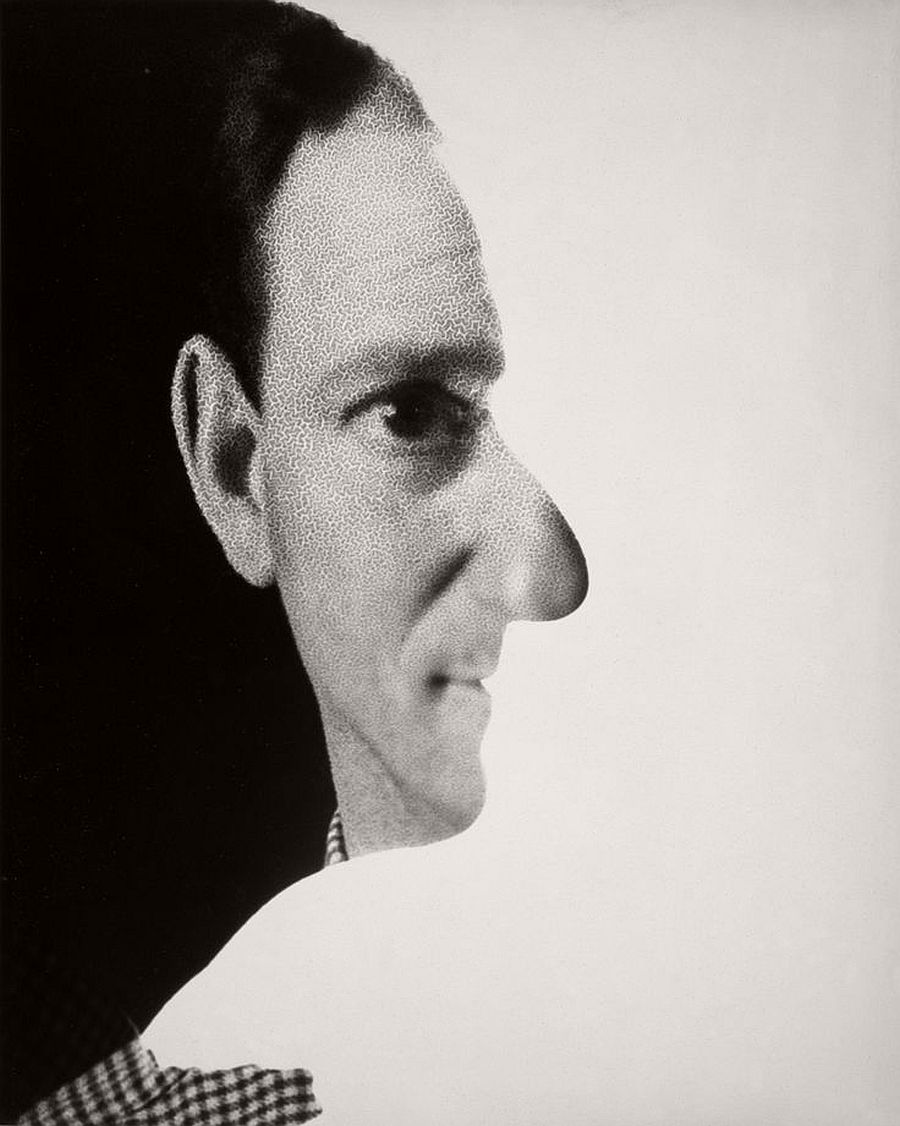 Erwin Blumenfeld Untitled (Self-Portrait) 1945