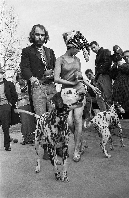 Larry Fink  Fashion Shoot, New York, 1966