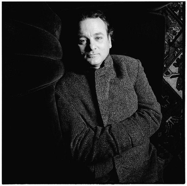 Karen Kuehn Bill Murray • 1989 • NY • Sunday New York Times Magazine, 1989