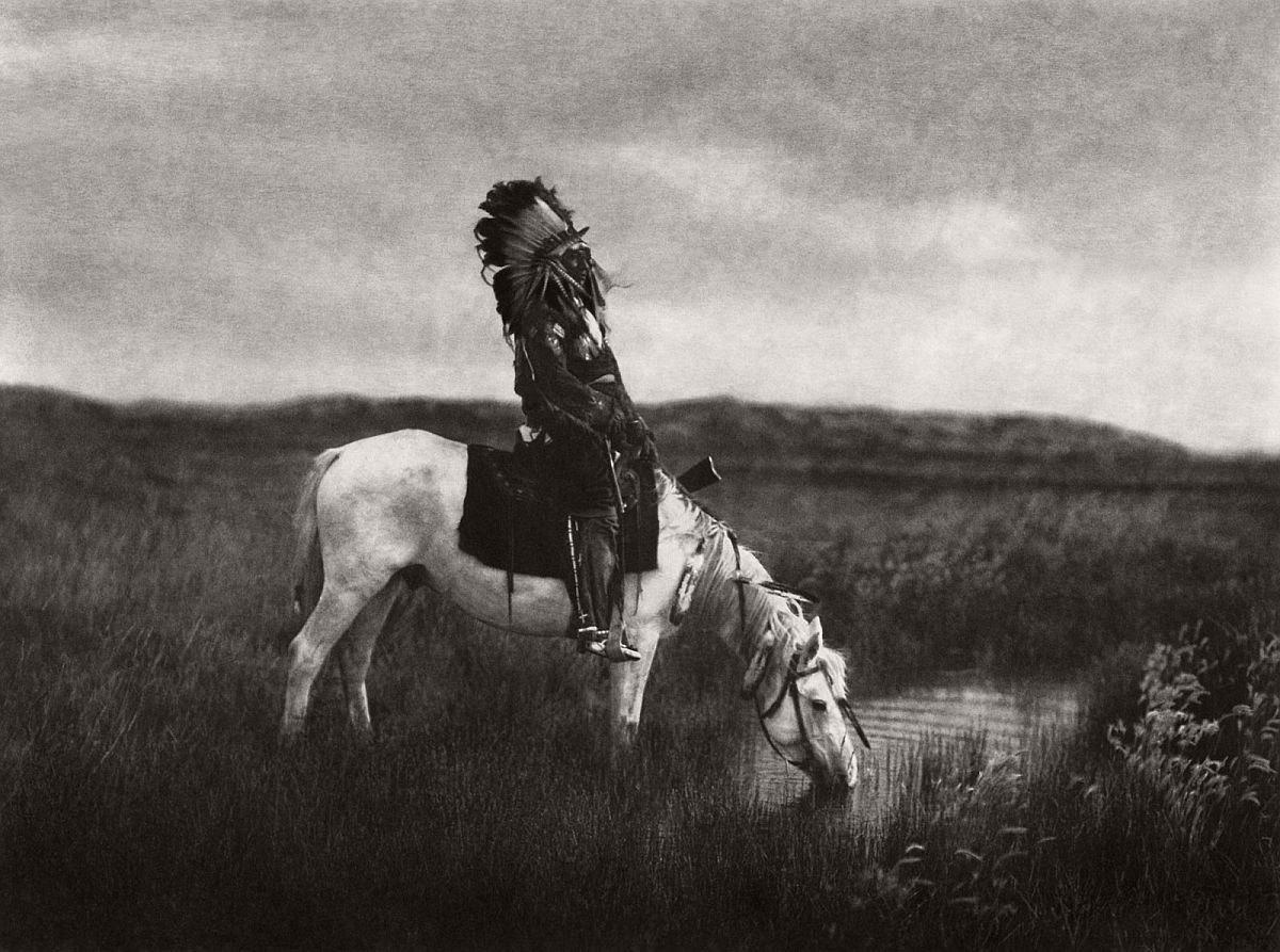 © Edward S. Curtis