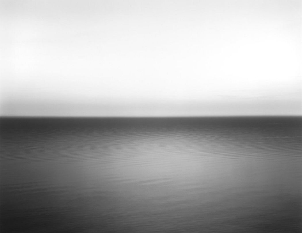 © Hiroshi Sugimoto: Seascapes