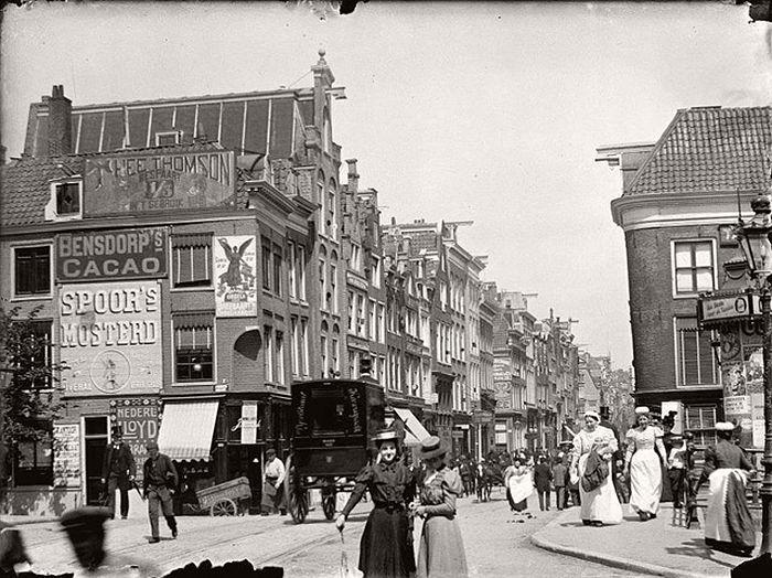 Utrechtsestraat, 20 June 1898