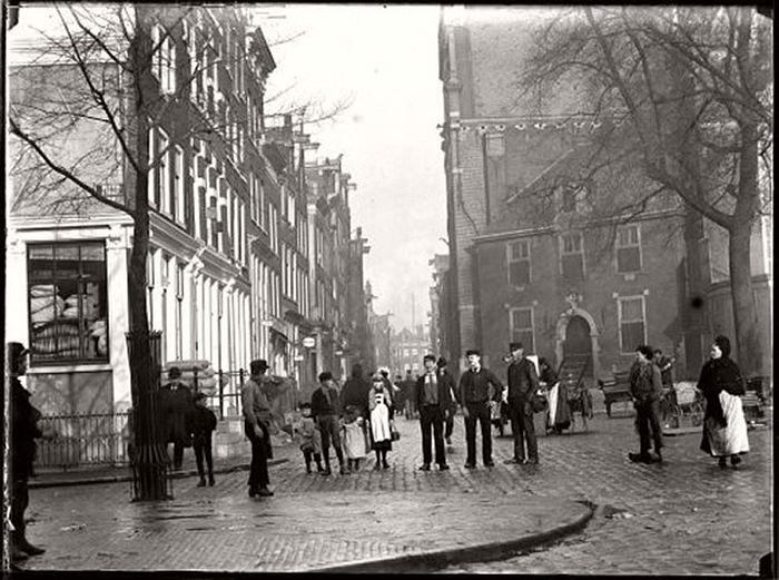Noordermarkt, 30 October 1896