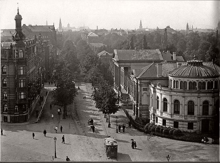 Plantage Middenlaan, 24 May 1895