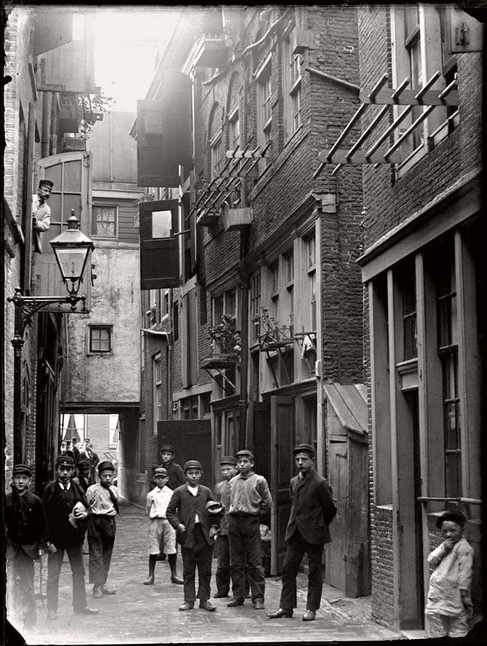 Gebed Zonder End, 1892