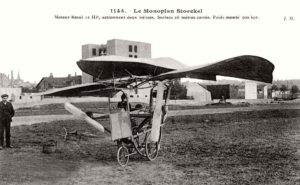 Stoeckel 1909